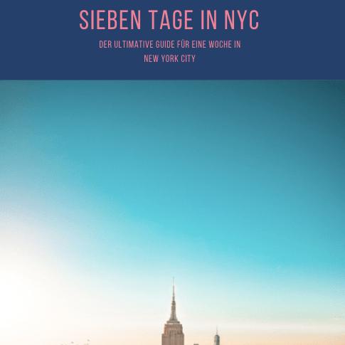 Sieben Tage in NYC